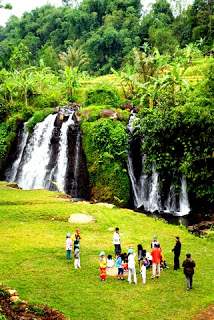 camping ground di curug sawer